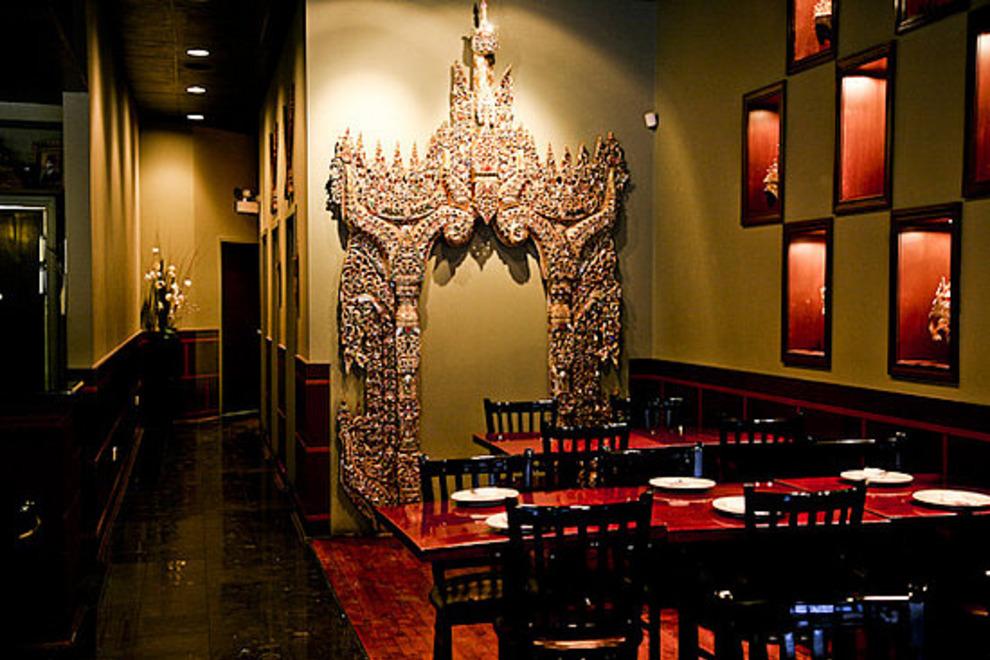 Opart Thai House Restaurant Enjoy Illinois