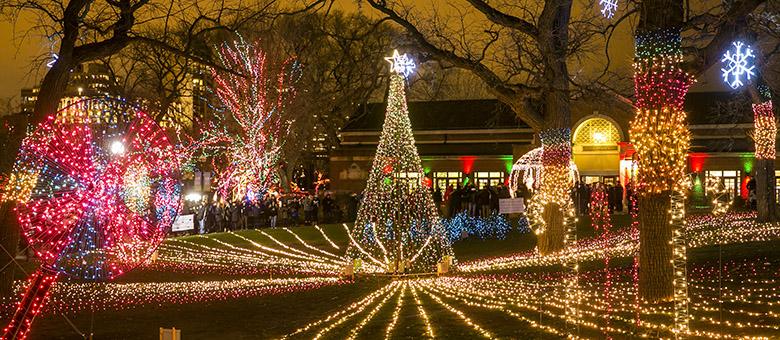 Lincoln Park ZooLights | Enjoy Illinois