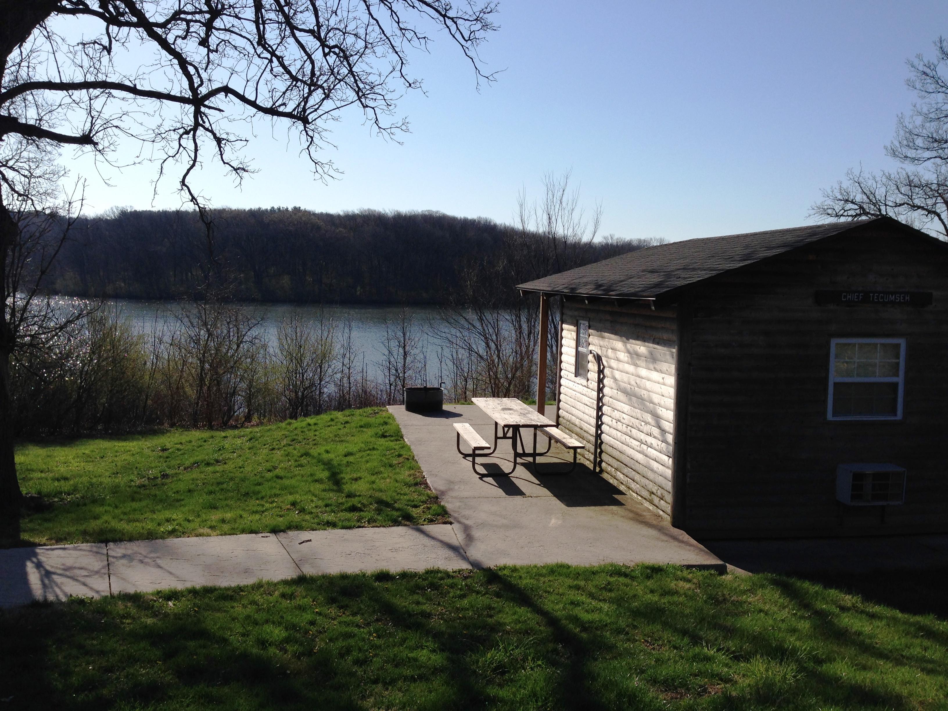 Chief Keokuk Campground Enjoy Illinois