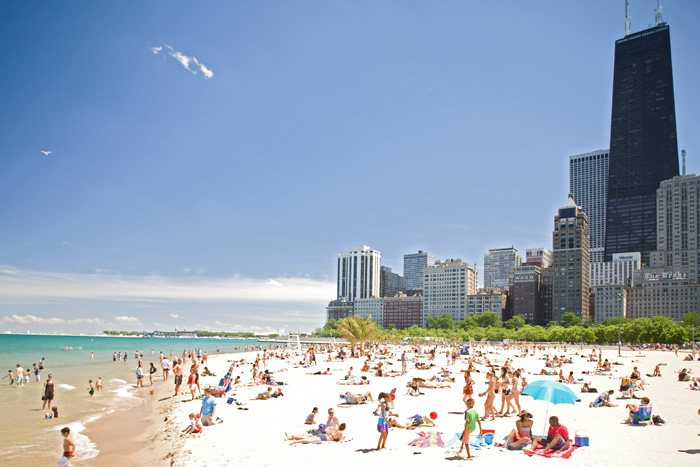 Chicago Public Beaches