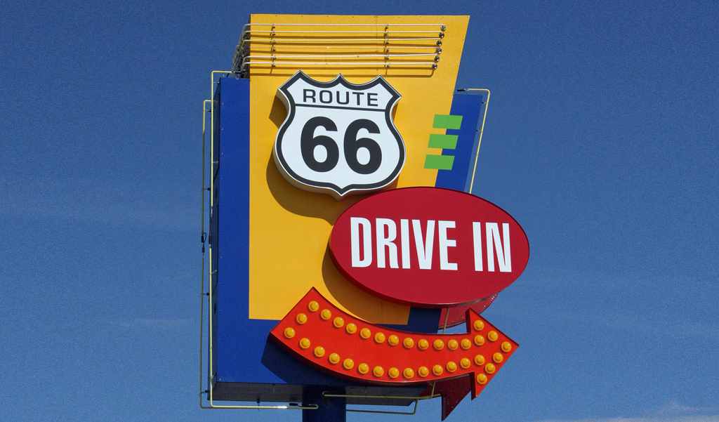 Route 66 Drive In Enjoy Illinois