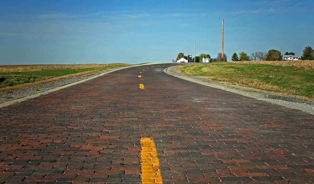 Original Brick Road Enjoy Illinois