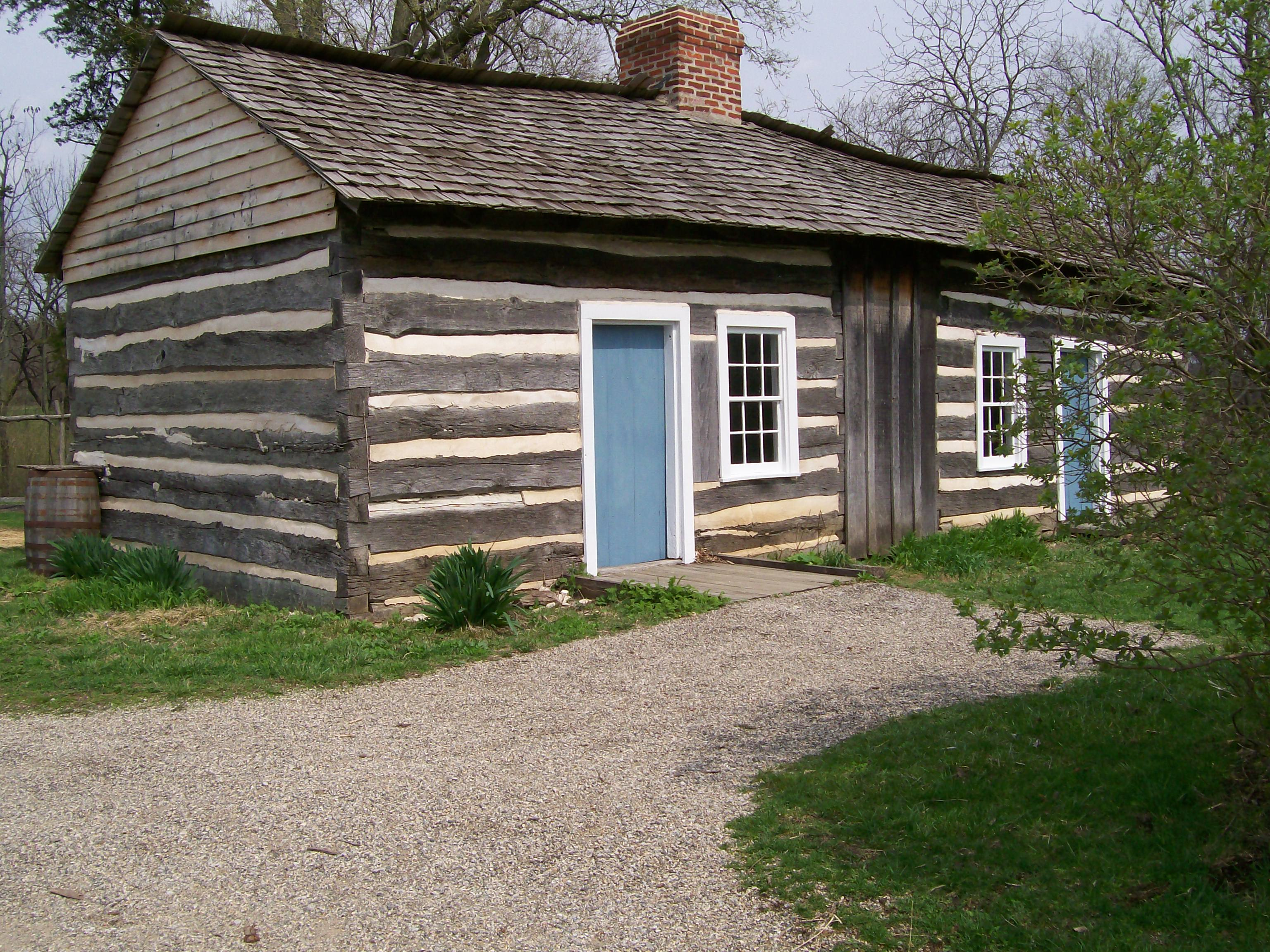 Lincoln Log Cabin State Historic Site Enjoy Illinois
