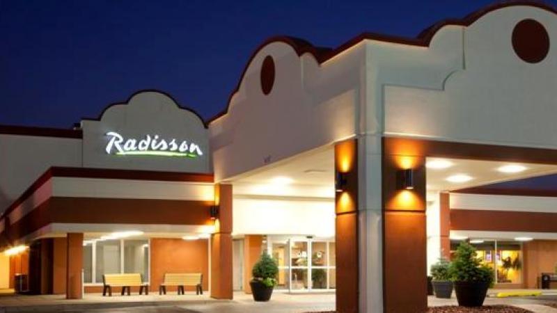 Radison Hotel Chicago O Hare Airport