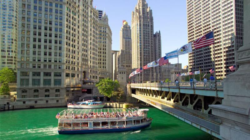 chicago river architecture tour - wendella sightseeing boats