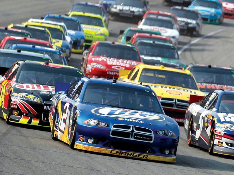 Auto Racing in Illinois