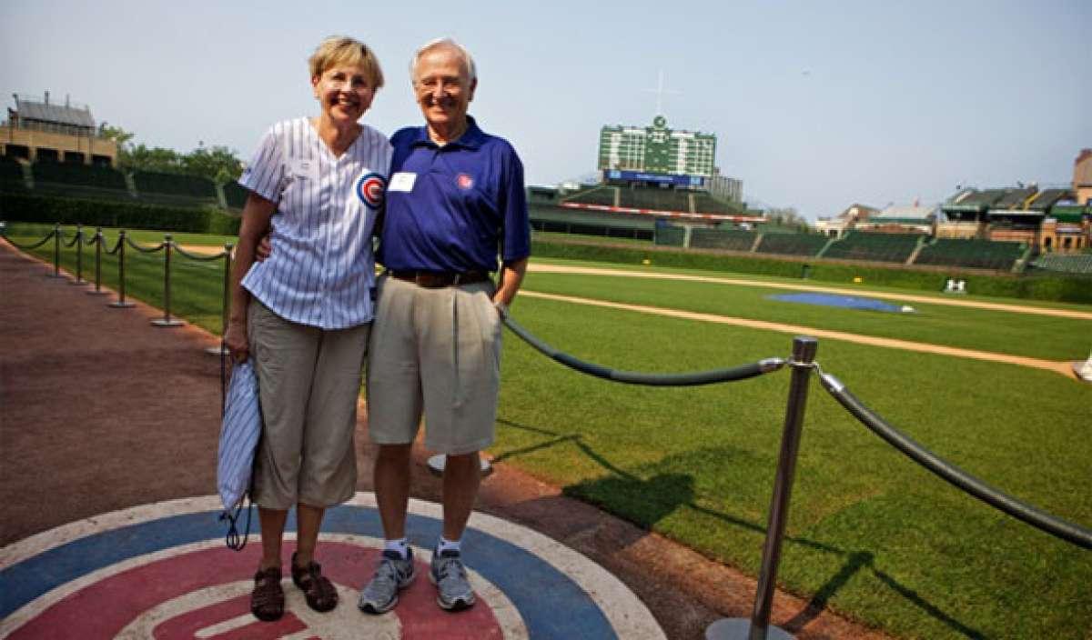 Chicago Cubs Wrigley Field Tours Enjoy Illinois