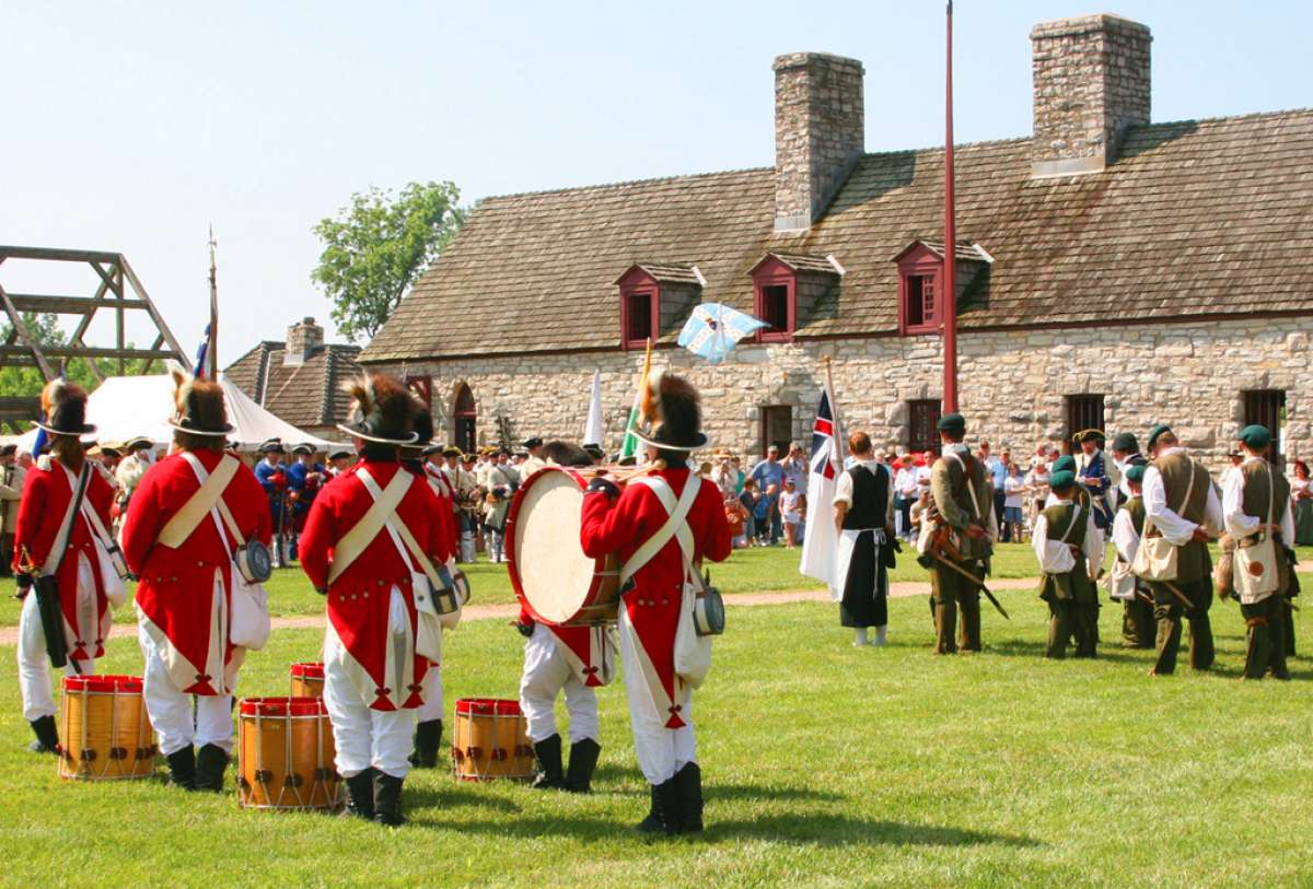 Historical Reenactments in Illinois