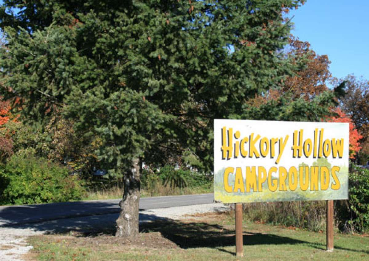 Hickory Hollow Campgrounds Enjoy Illinois