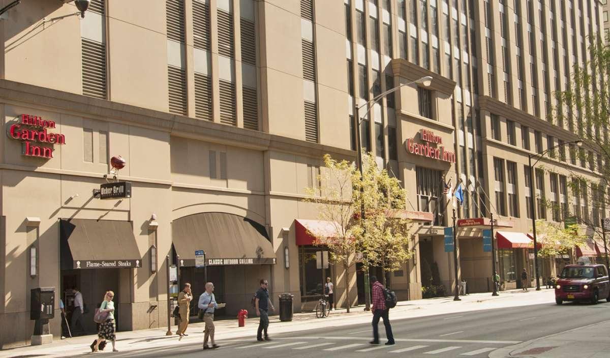 Hilton Garden Inn Chicago Downtown / Magnificent Mile   Enjoy Illinois