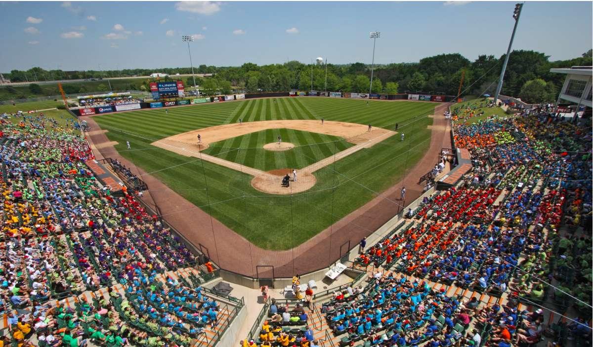 Schaumburg Boomers Baseball Enjoy Illinois