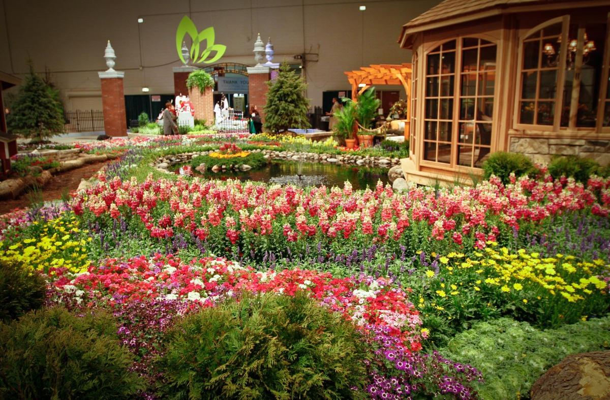 chicago flower & garden show | enjoy illinois