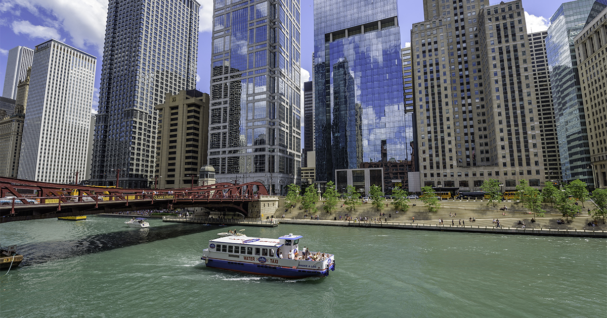 Chicago becomes largest US city to commit to 100% clean energy
