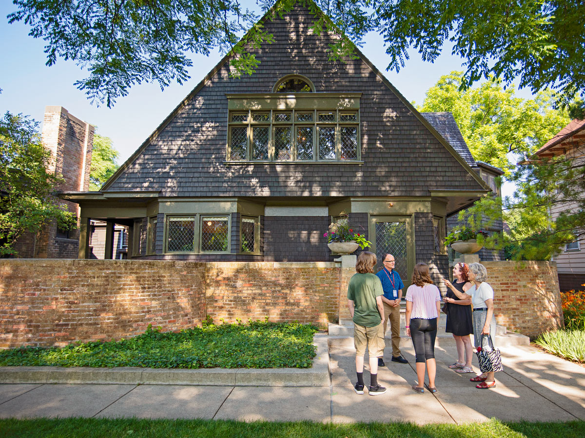 The Frank Lloyd Wright Trail Enjoy Illinois