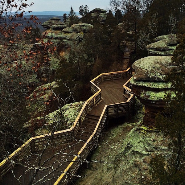Guide to a Winter Weekend Getaway in Shawnee National Forest