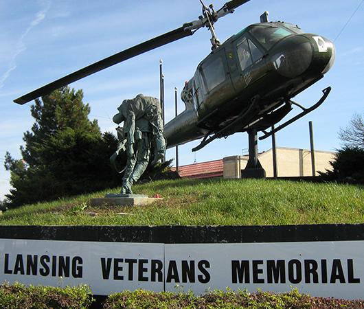 Lansing Veterans Memorial
