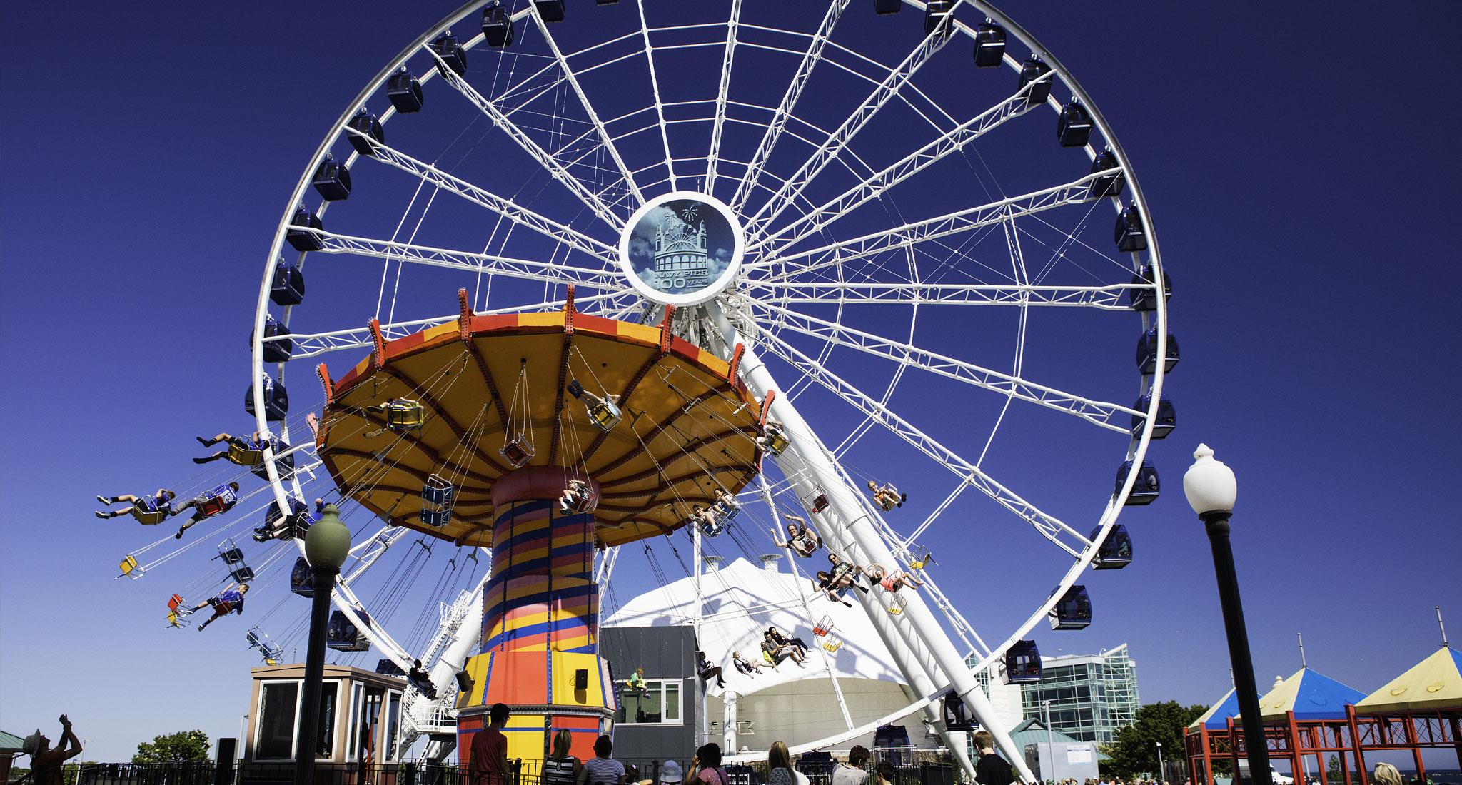 Amusement Parks Fairgrounds In Illinois