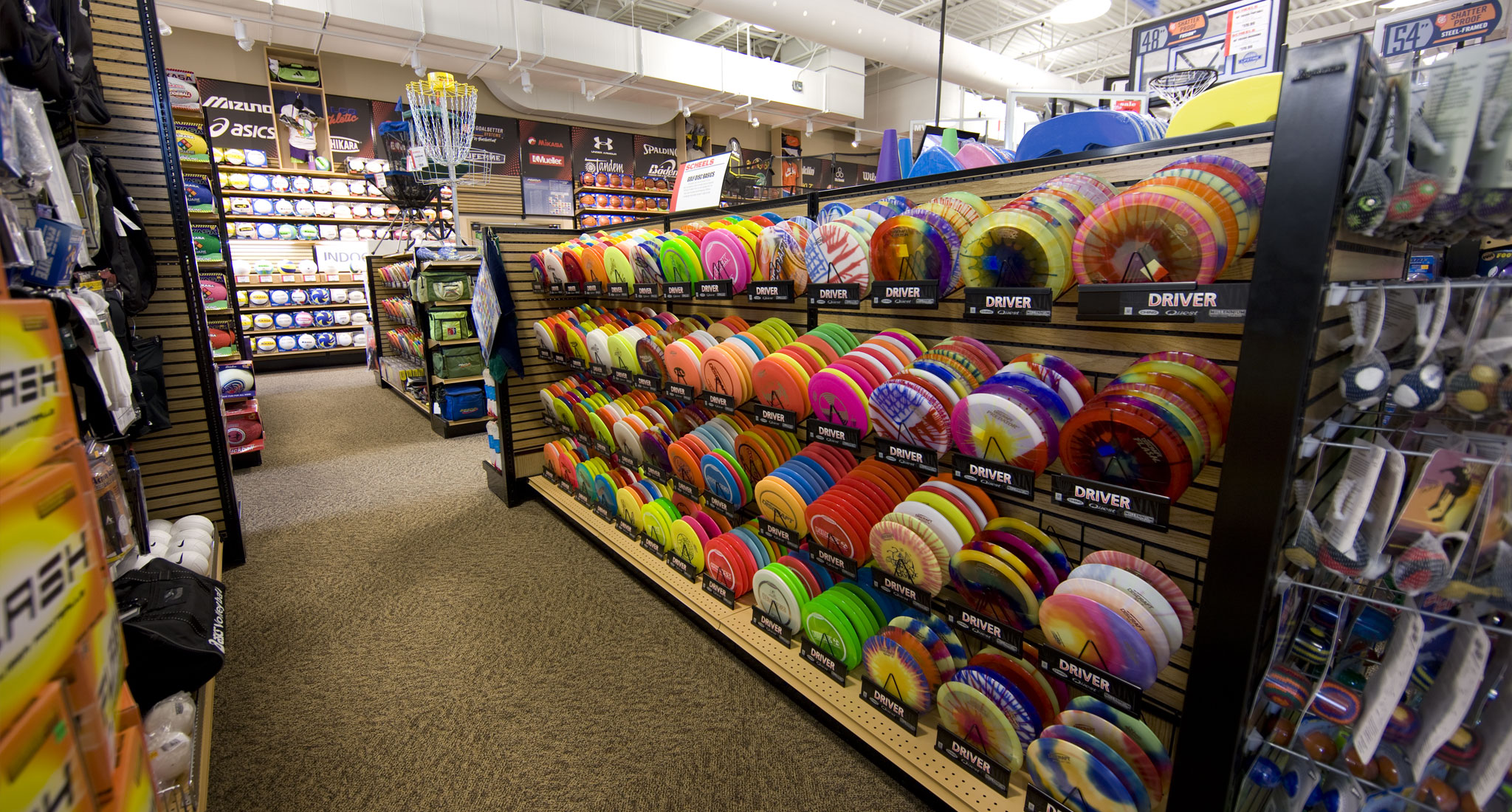 Sporting Goods in Illinois