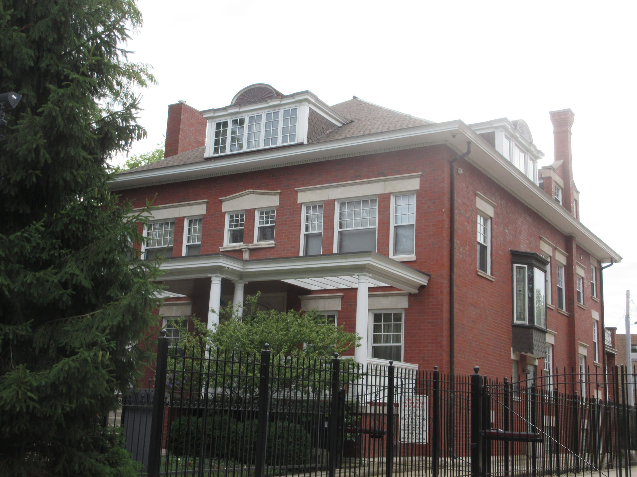 Obama Family Home in Hyde Park | Enjoy Illinois on