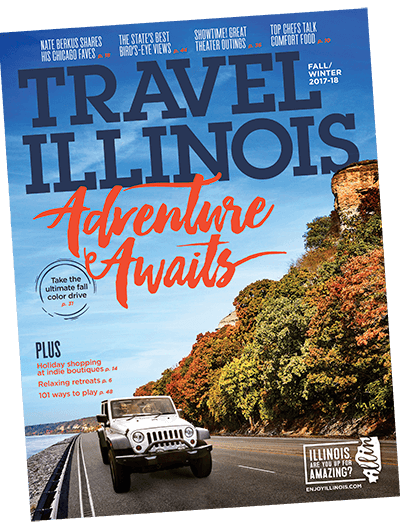 Travel Illinois Magazine