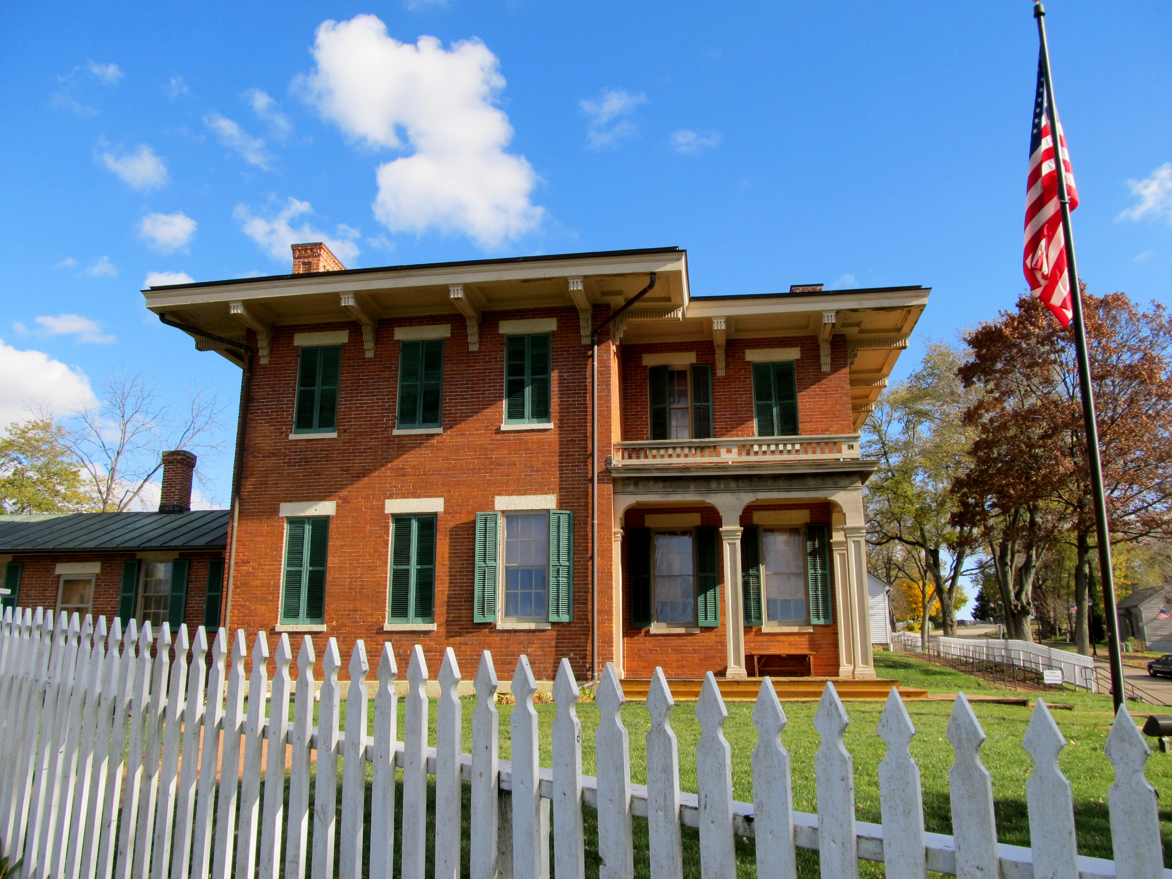 Grant S Home In Galena Enjoy Illinois