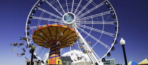 Amusement Parks & Fairgrounds in Illinois