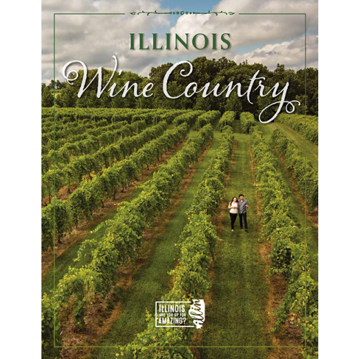 Cover of Illinois Wine Country