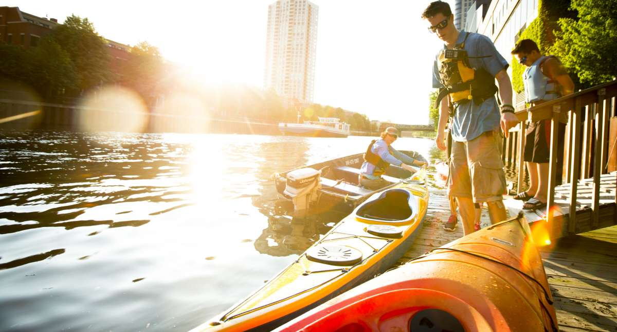 Kayaking In Illinois