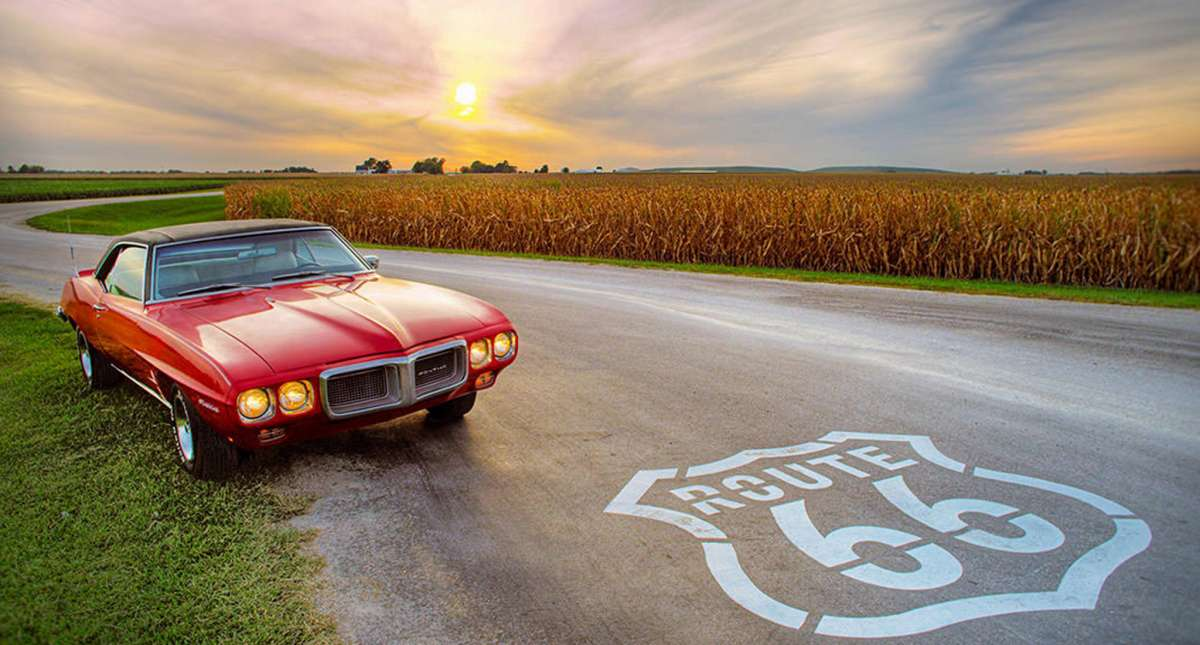 Illinois Route 66 Trip Itinerary