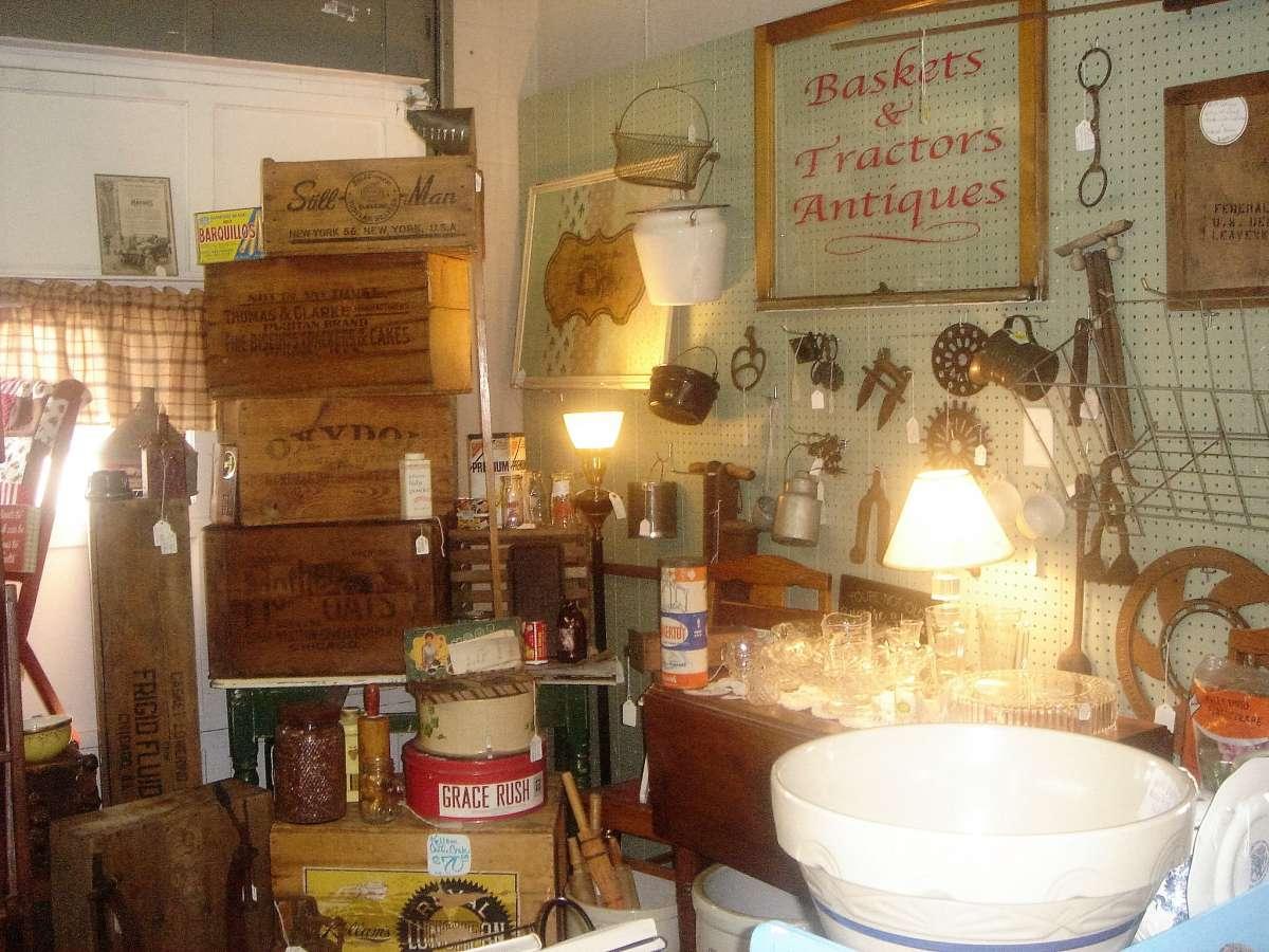 Antique Store, Pocahontas