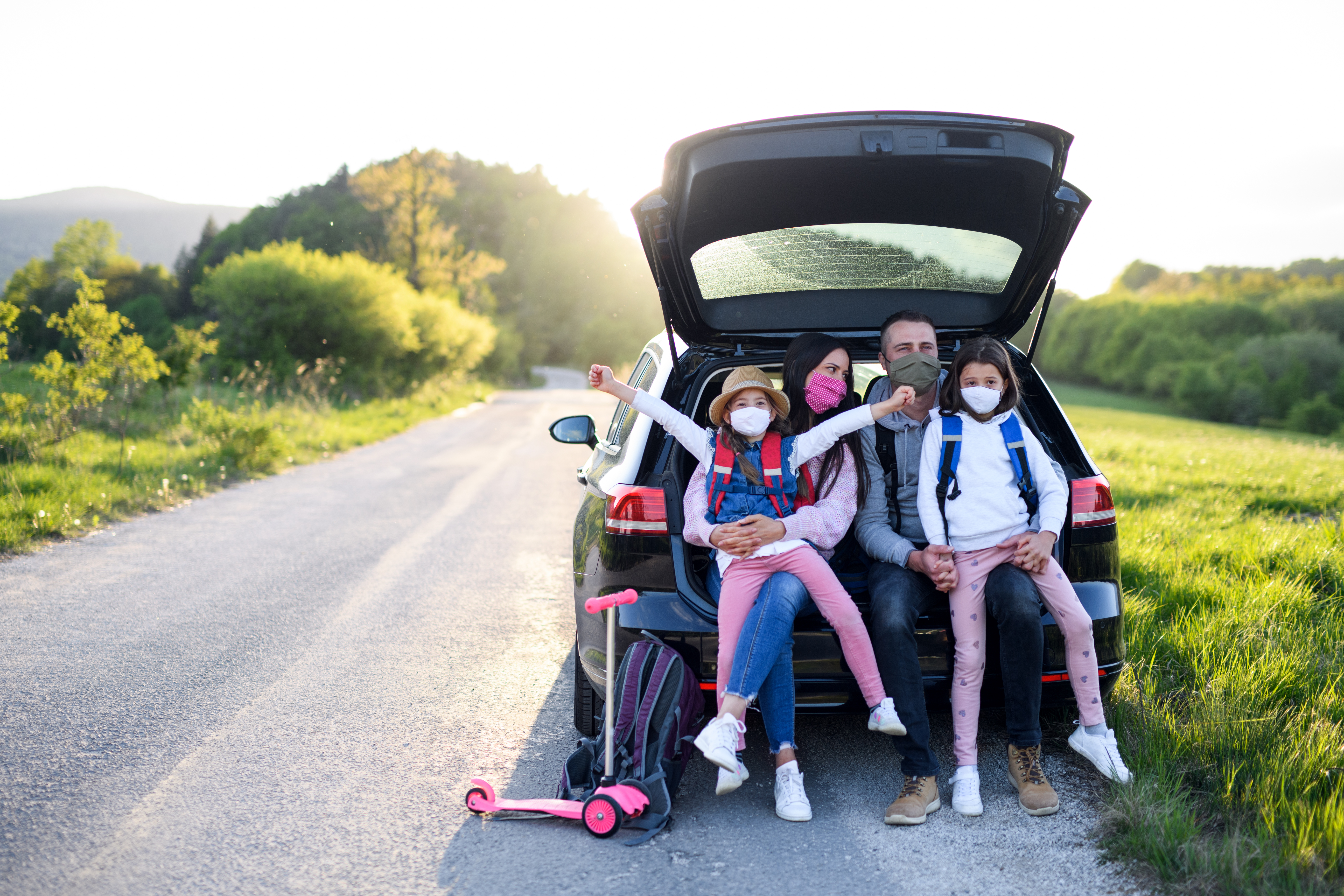Travel Safe During Covid 19
